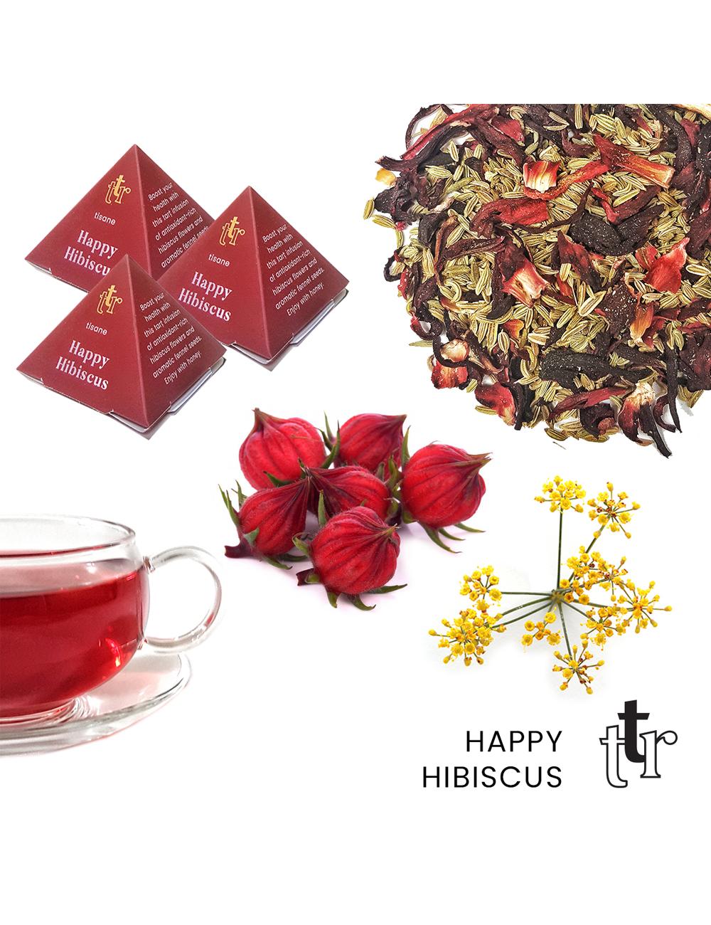 Loose Leaf Tea Happy Hibiscus