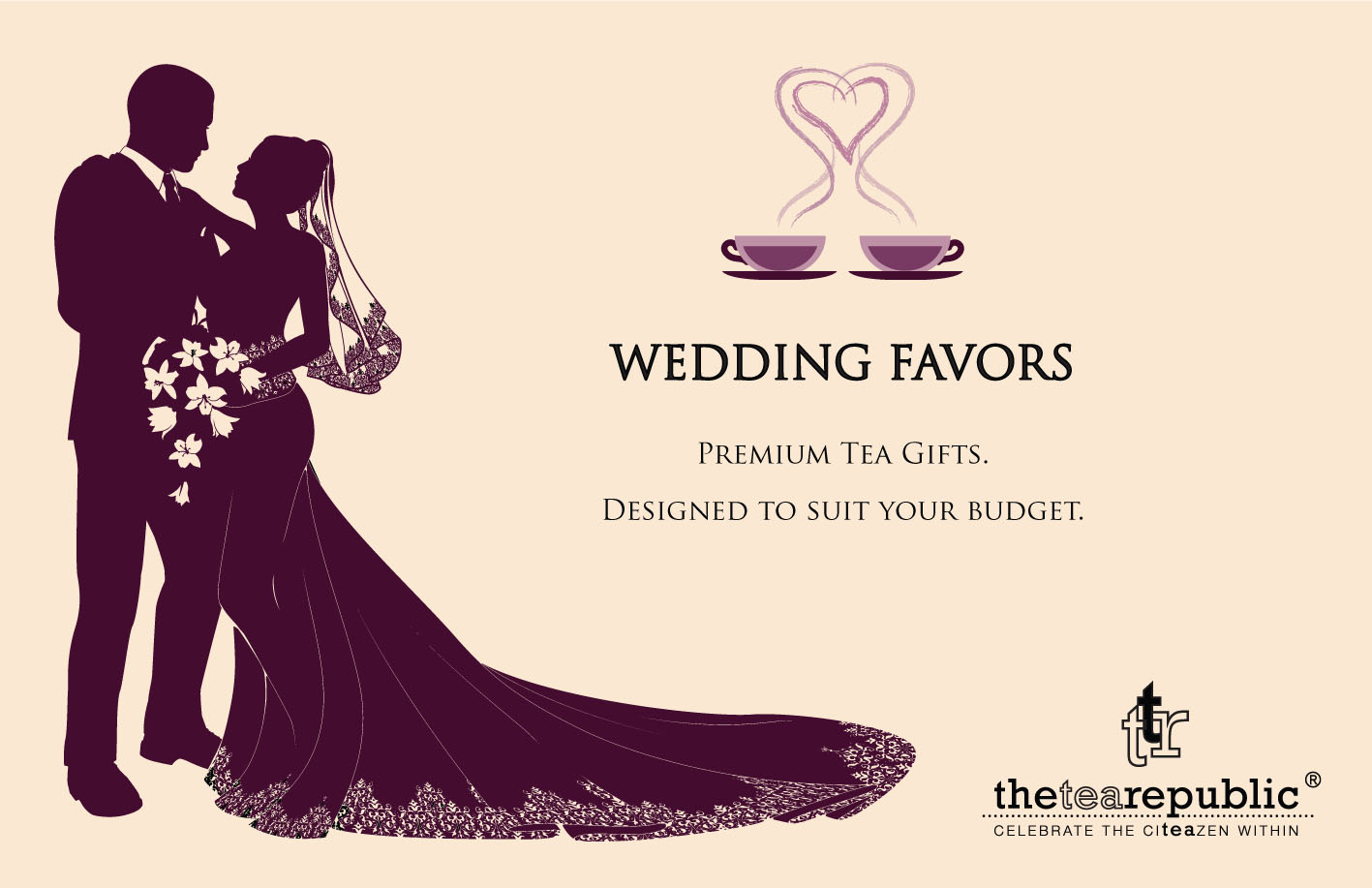Tea : Wedding Favors