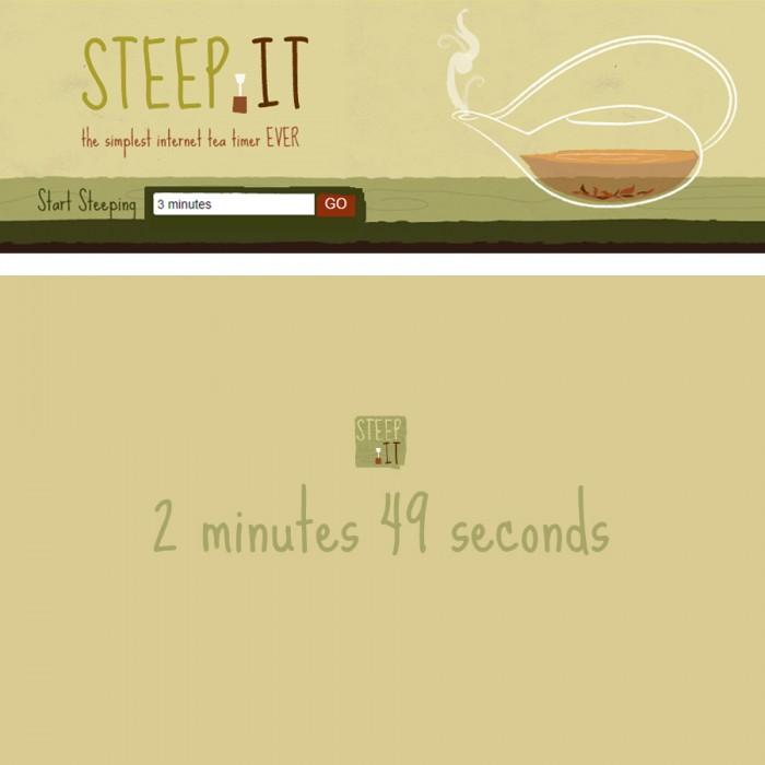 TTR_steep tea