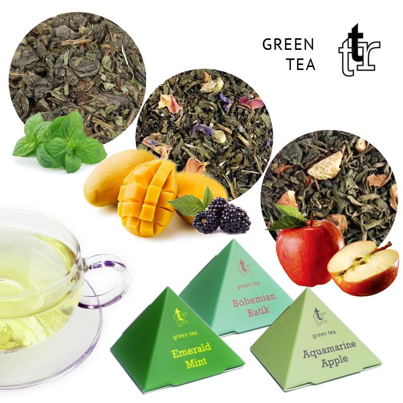 9 Reasons to Drink Green Tea