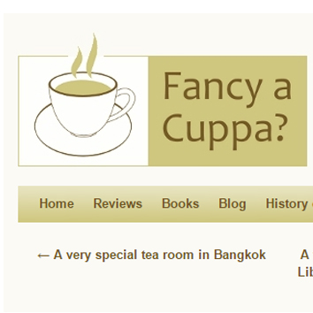 Review : Fancy a Cuppa @ The Tea Republic