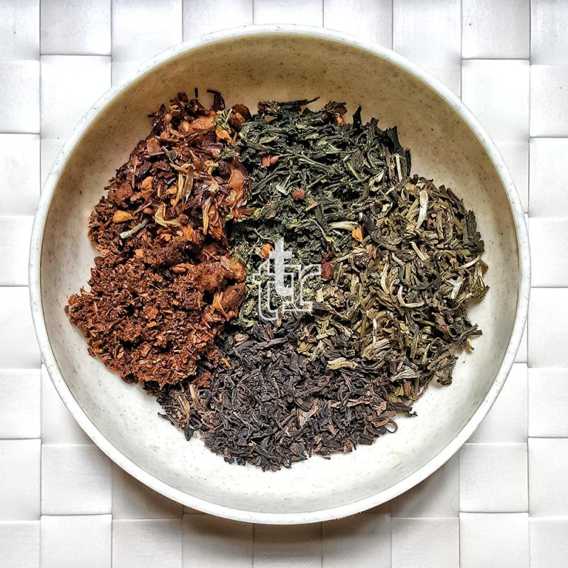 used-tea-leaves