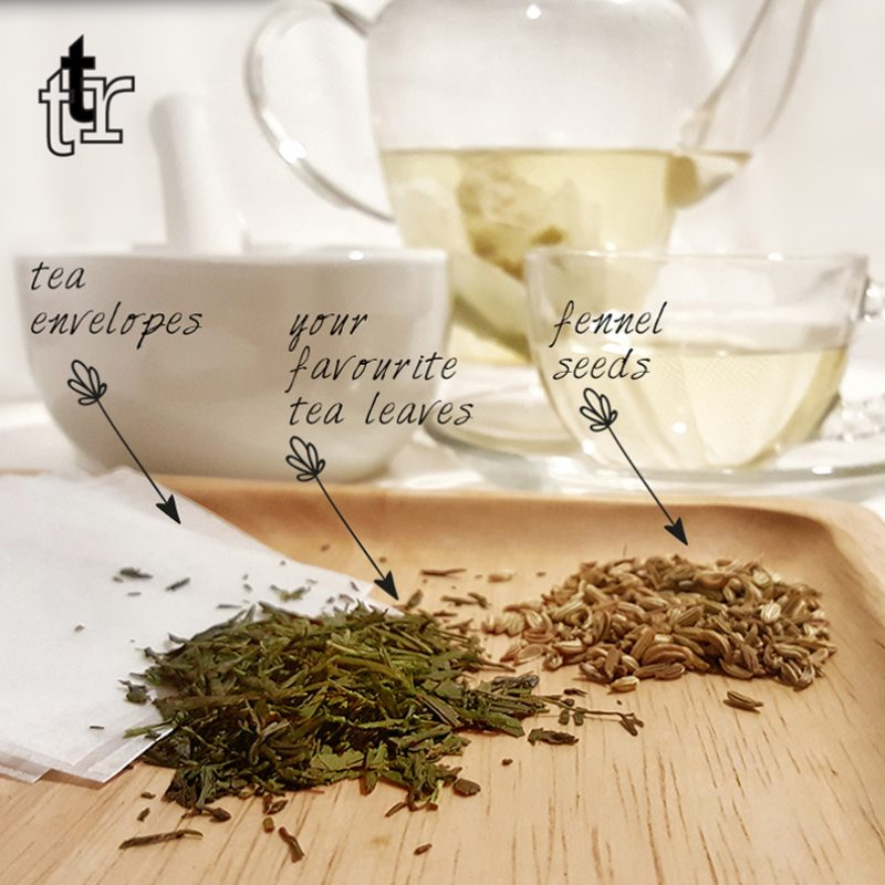 fennel seed tea 2