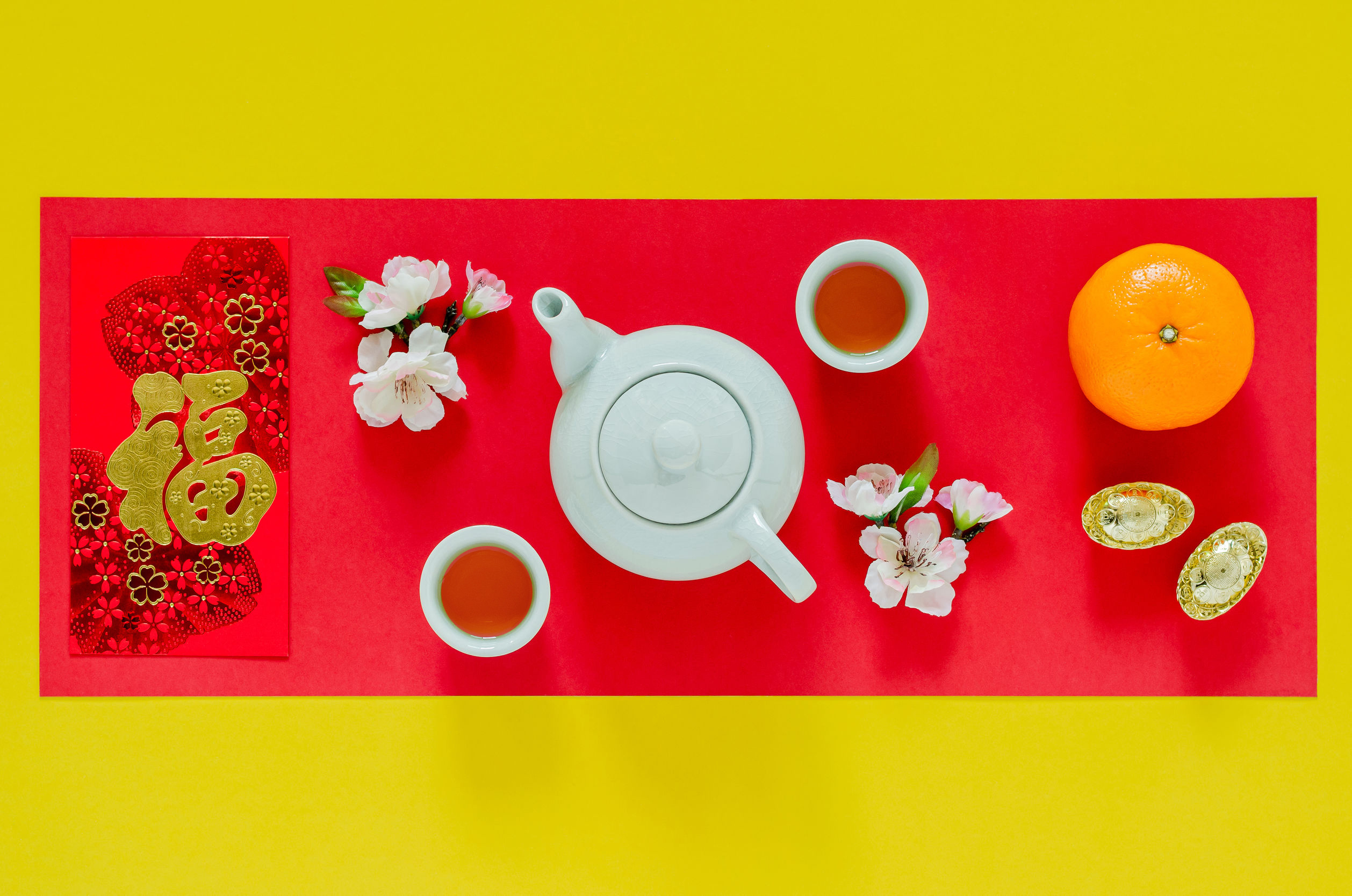 6 Perfect Tea Blends to Serve This Chinese New Year