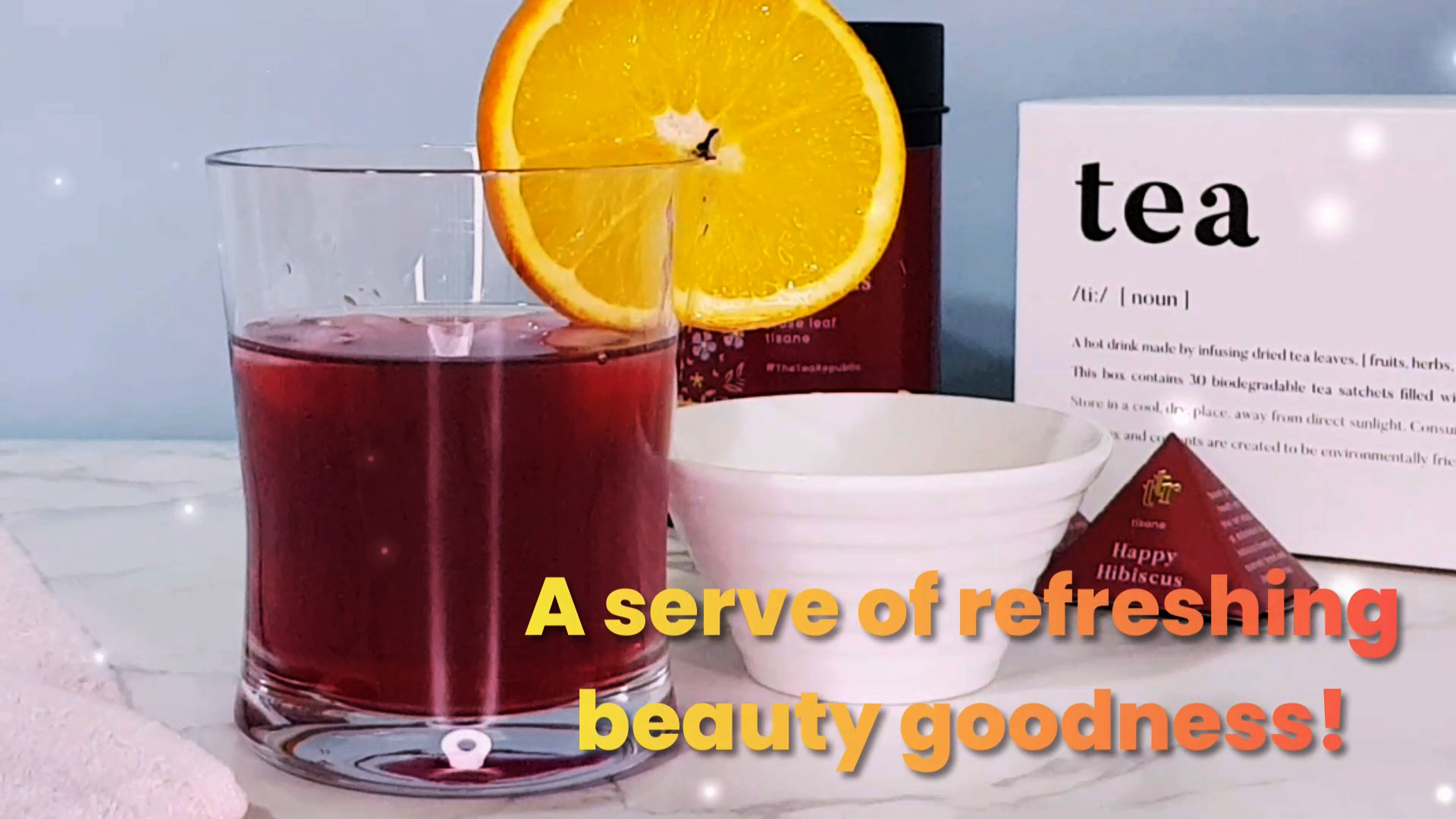 Try This Hibiscus Tea Beauty Elixir for Beautiful Skin!
