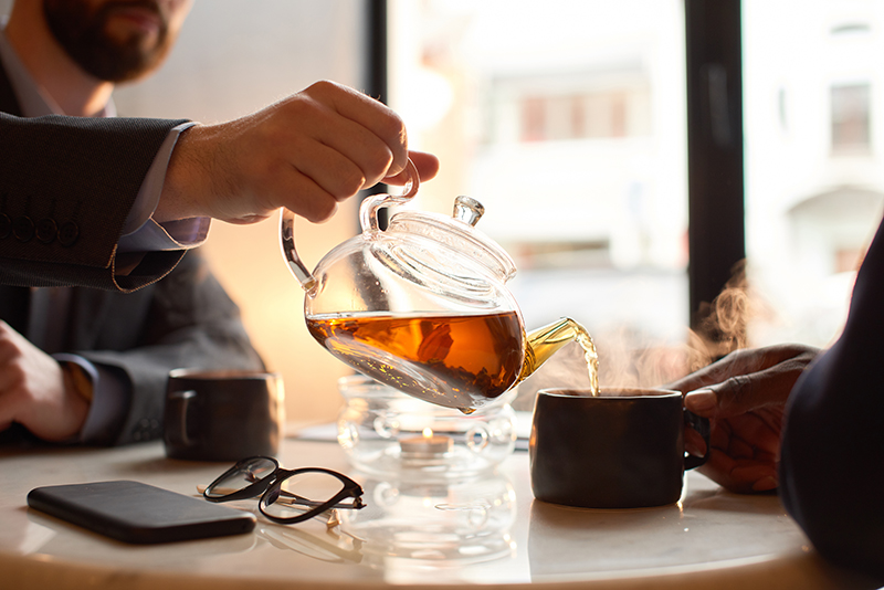 Tea for Men: How to Choose the Perfect Blend