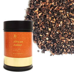 African Amber Loose Leaf Canister