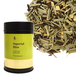Imperial Bliss Loose Leaf Canister