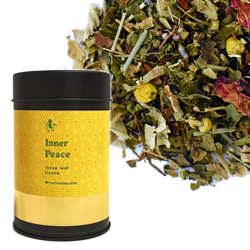 Inner Peace Loose Leaf Canister