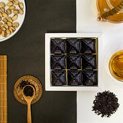 Lapsang Souchong Tea Pyramids