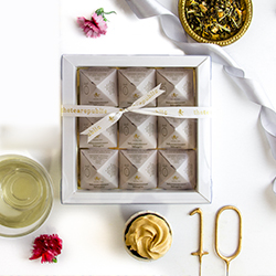 Moonstone Magic Tea Pyramids