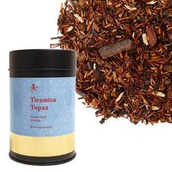 Tiramisu Topaz Loose Leaf Canister