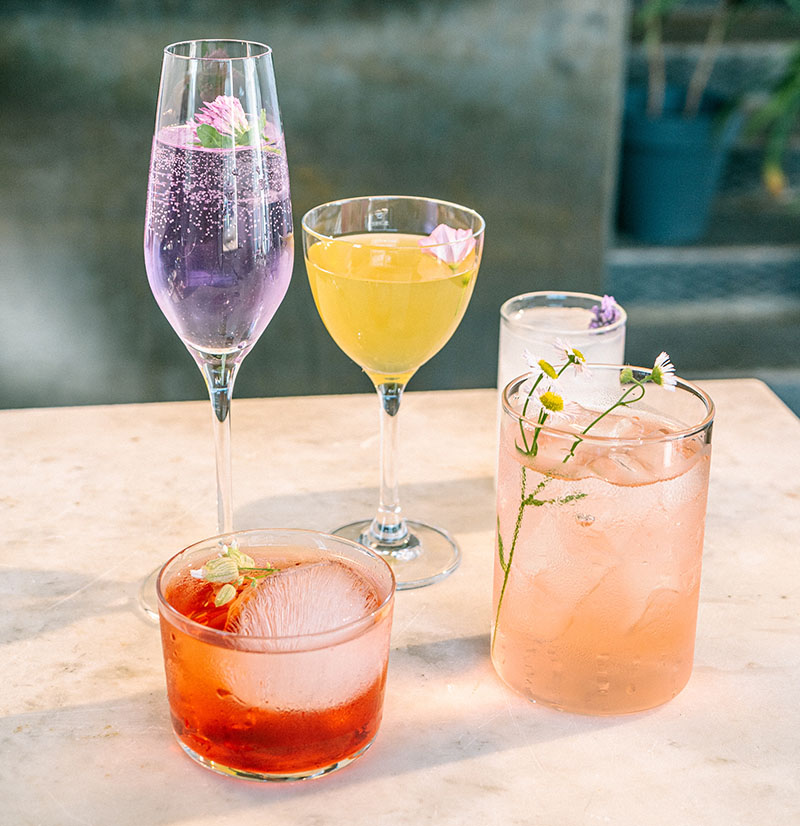 Delicious Tea-infused Cocktails for Your Weekend!